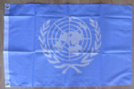 United Nations Large Flag - 3' x 2'.